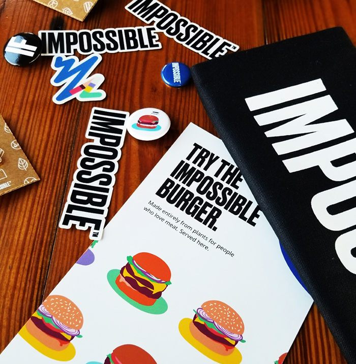 Impossible Burger Grindhouse Killer Burgers