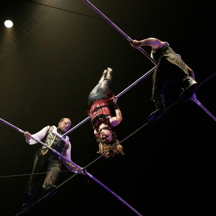 Erendira Wallenda Photo Big Apple Circus