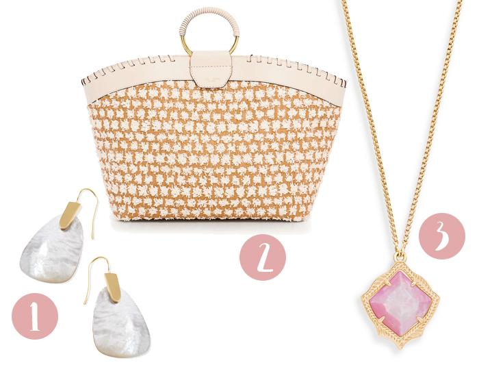 blush accessory inspirations