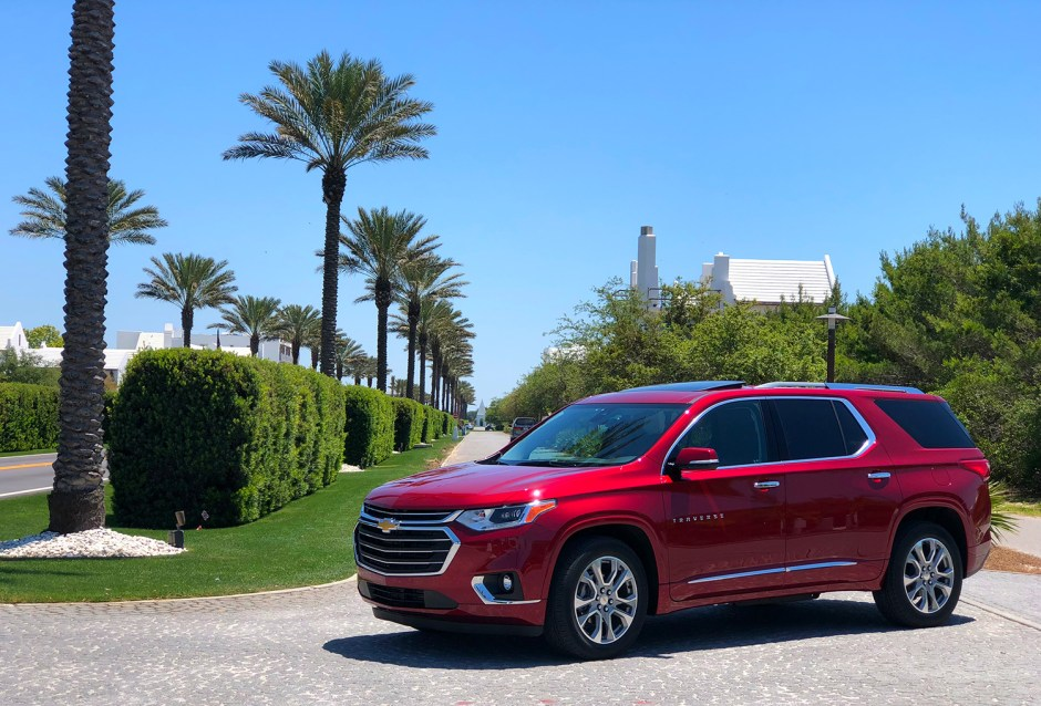 Alys Beach 2018 Chevy Traverse 30-A Florida