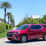 Roadtripping 30-A in the 2018 Chevy Traverse