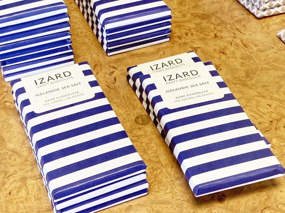 Izard Chocolate Little Rock