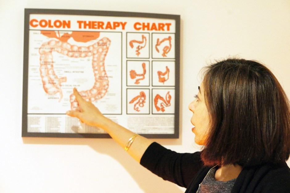 Heal Thyself Spa Atlanta colonic treatment