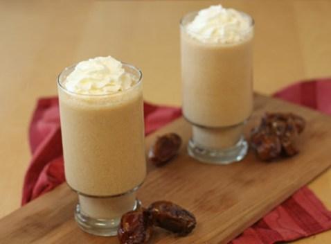 Image result for images of date milkshake