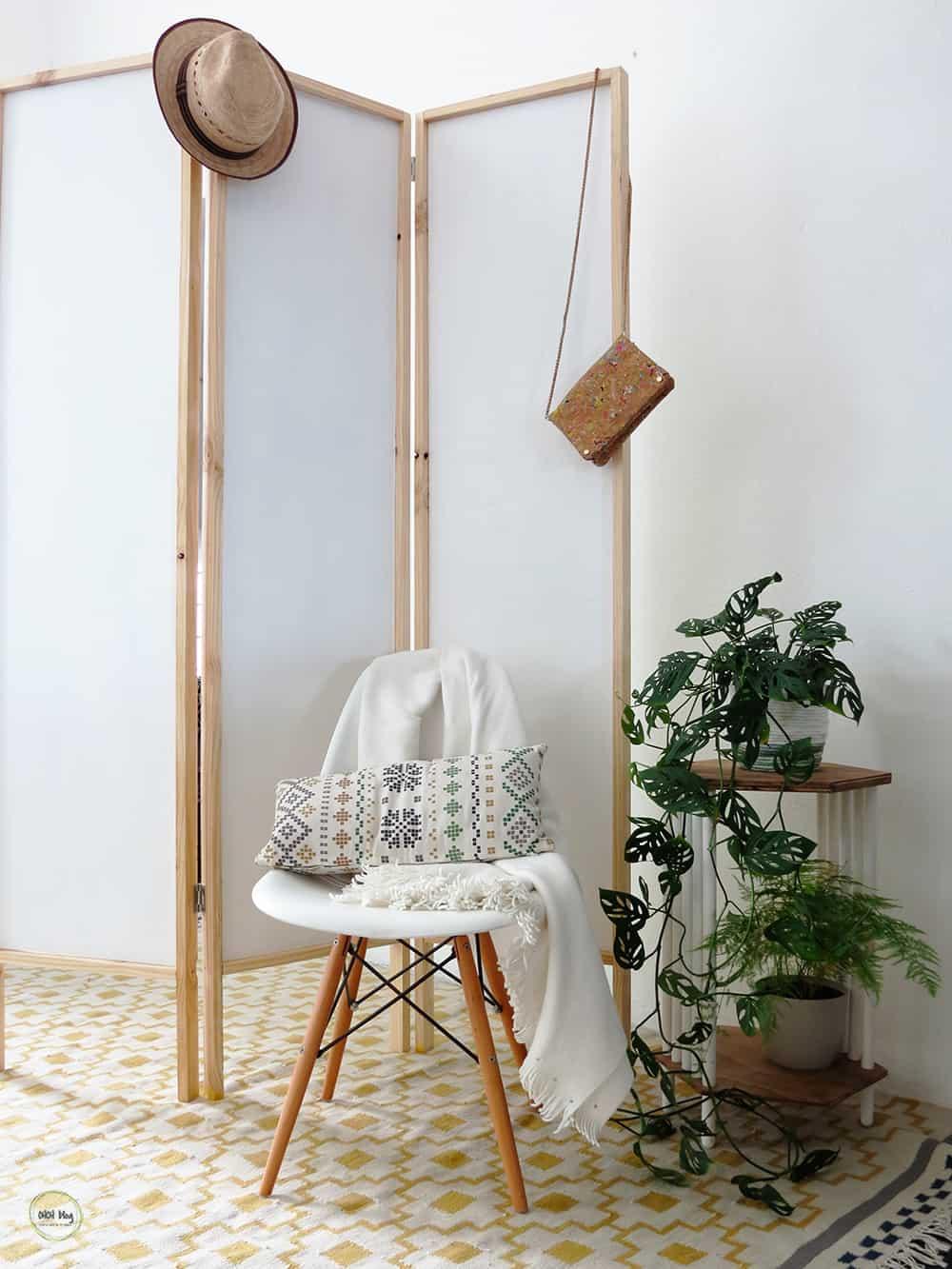 make a room divider