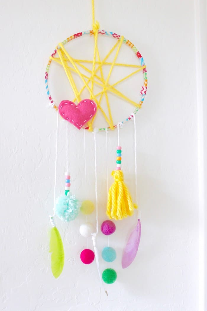 kid's dream catcher