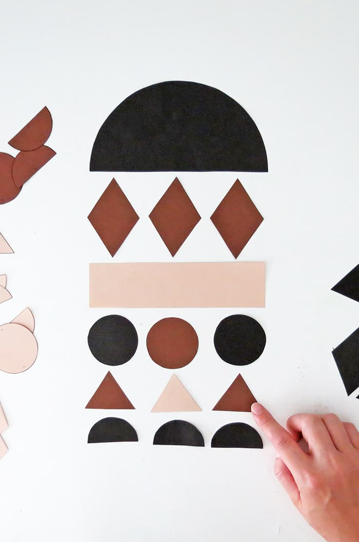 Make a Beautiful and Easy Wall Hanging with Paper