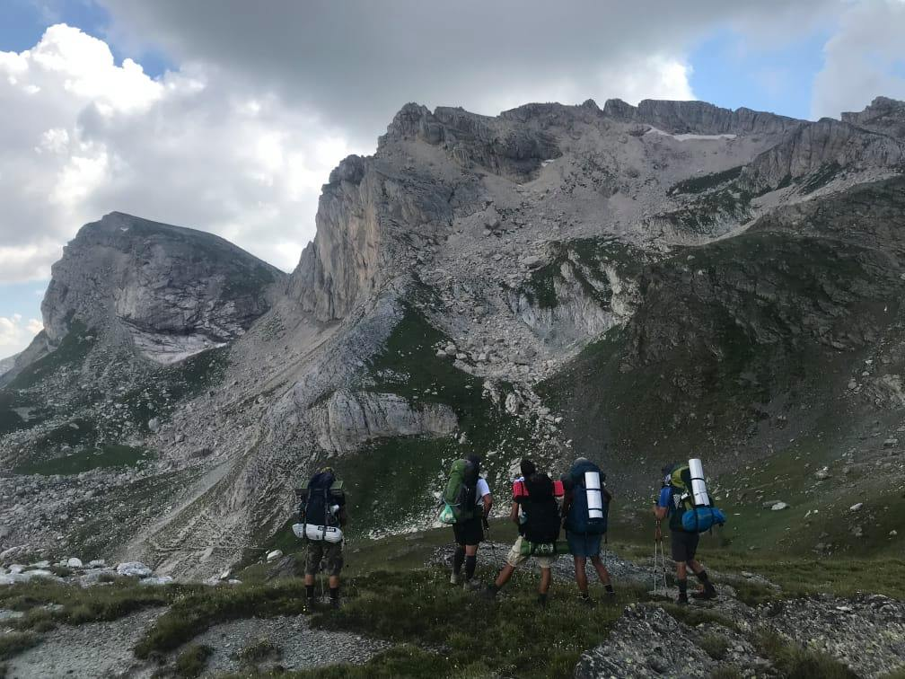 Фото: Шест планинари испишаа ново поглавје во македонското ...