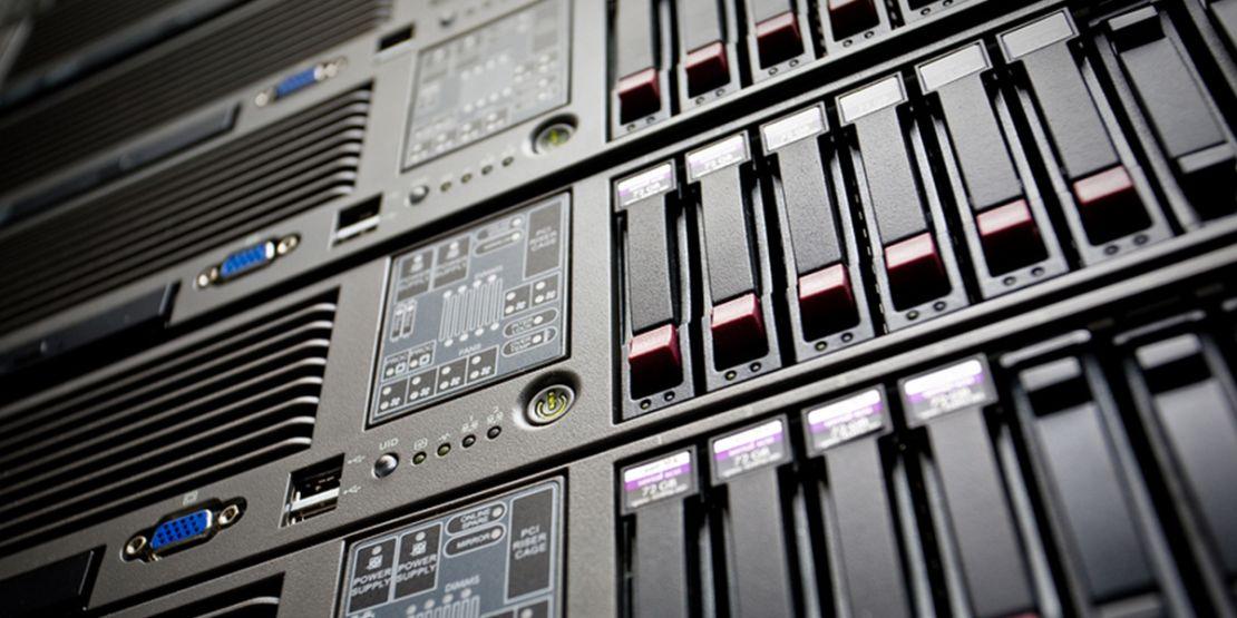 Server installation servicves