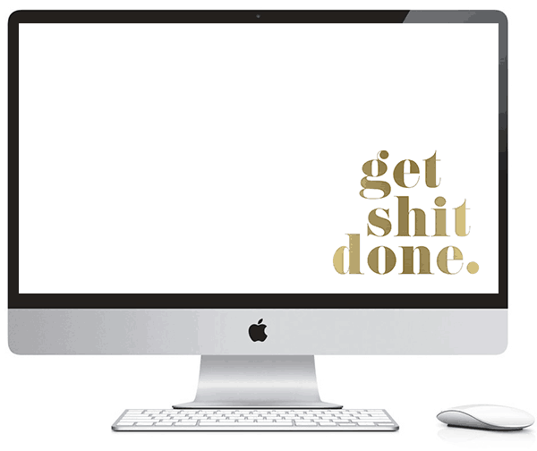 FREEBIES  //  FREE GSD MOTIVATIONAL DESKTOPS