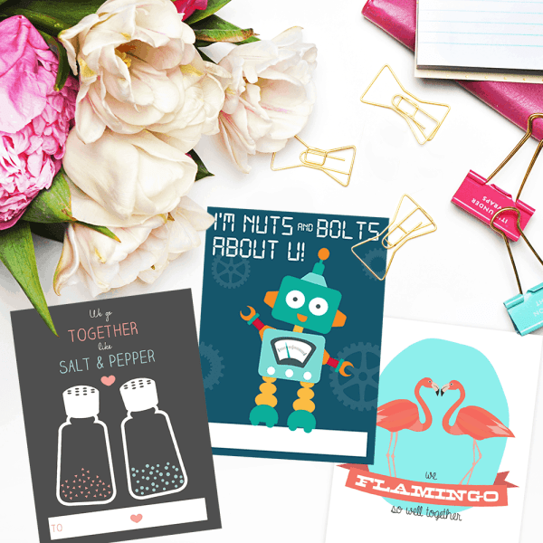 FREEBIES  //   VALENTINE'S DAY PRINTABLES