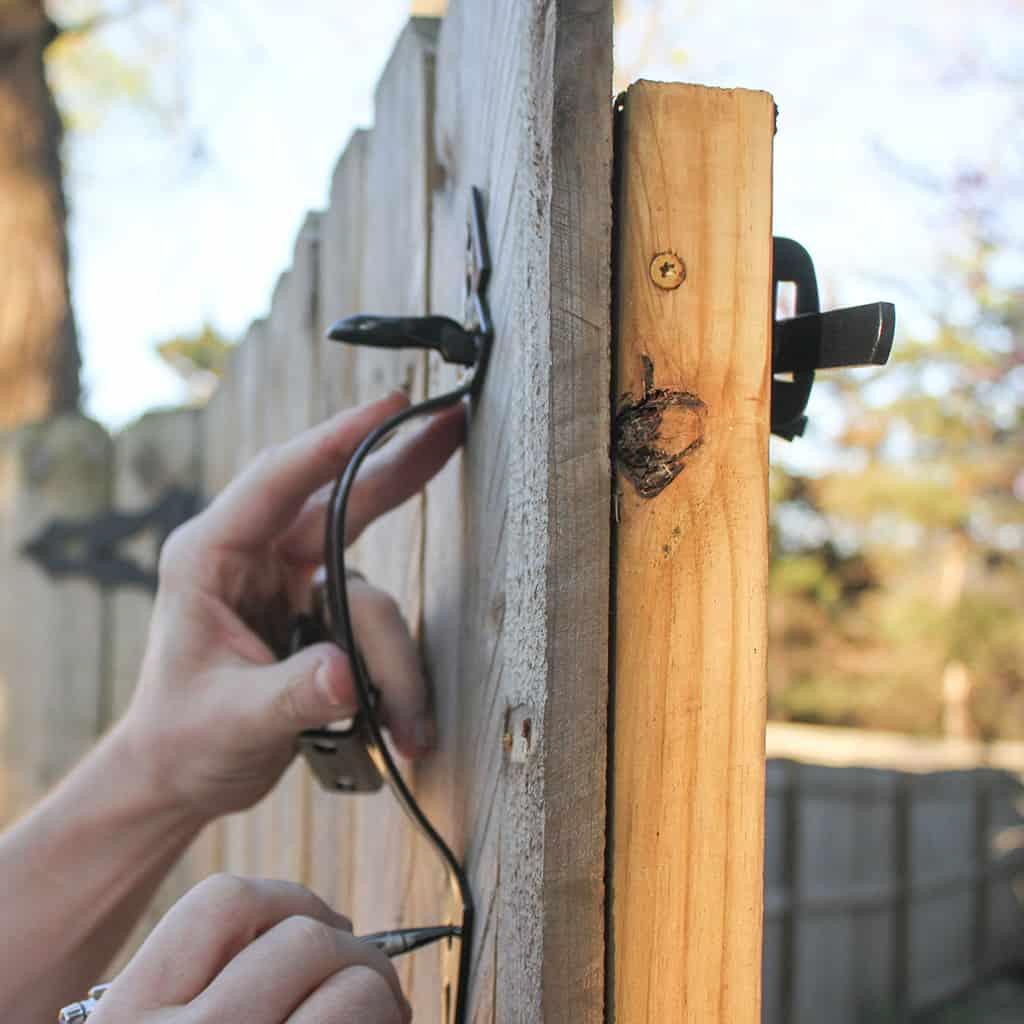 Etonnant DIY GATE HARDWARE TUTORIAL GIVEAWAY
