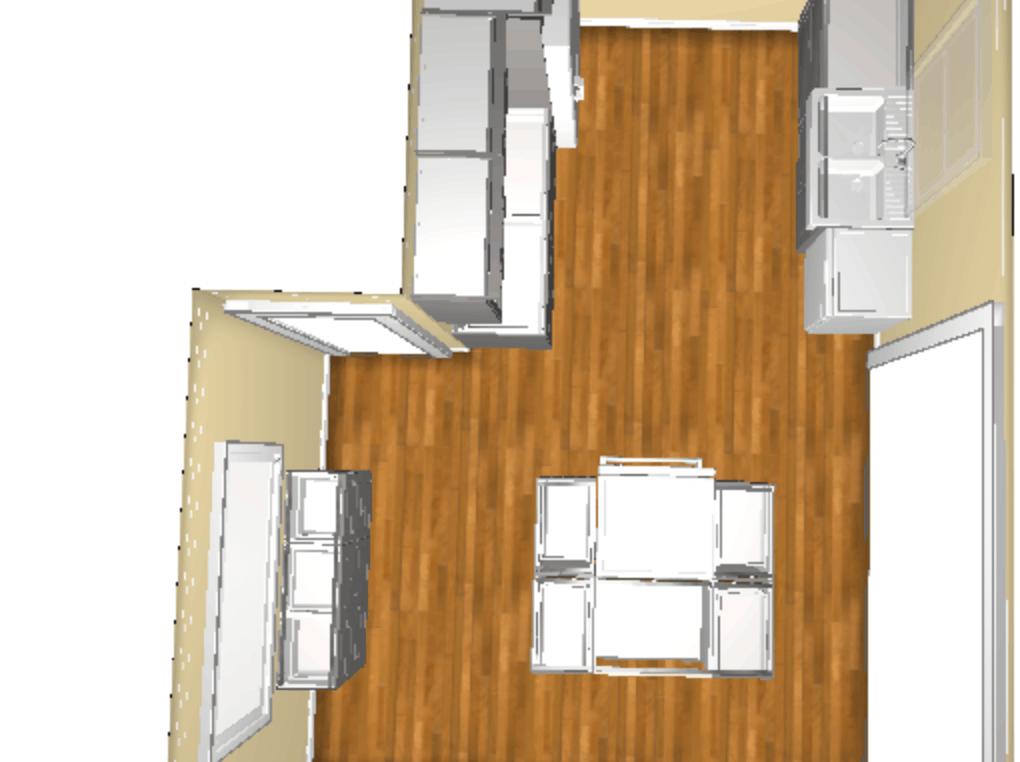 diy ikea kitchen layout
