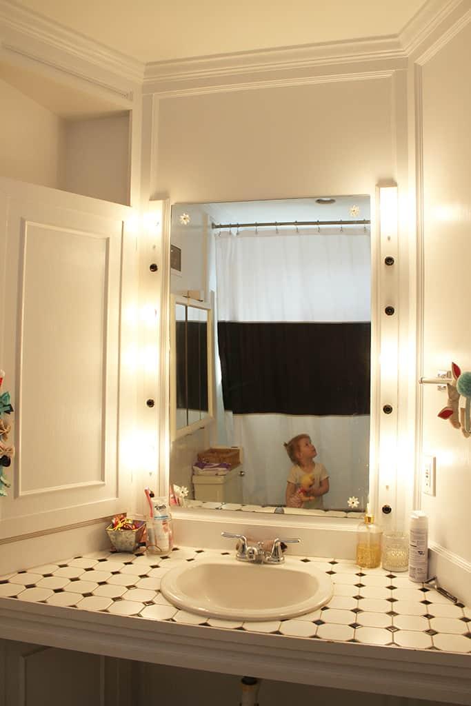 diy guest bathroom remodel before photos
