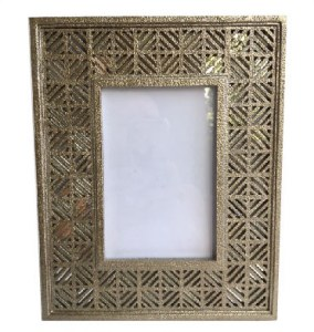 Angelica Gold Photo Frame