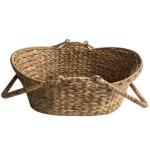 Wicker Basket natural color