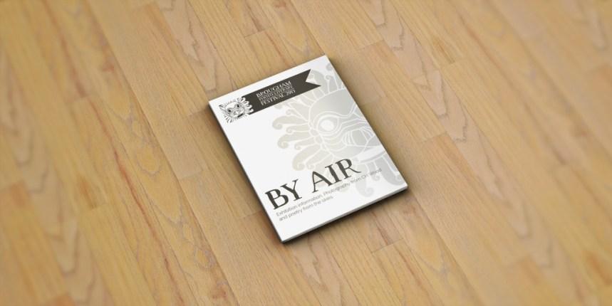 Air Chap book mock up