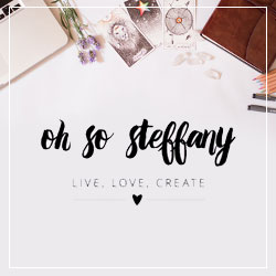 grab button for Oh So Steffany