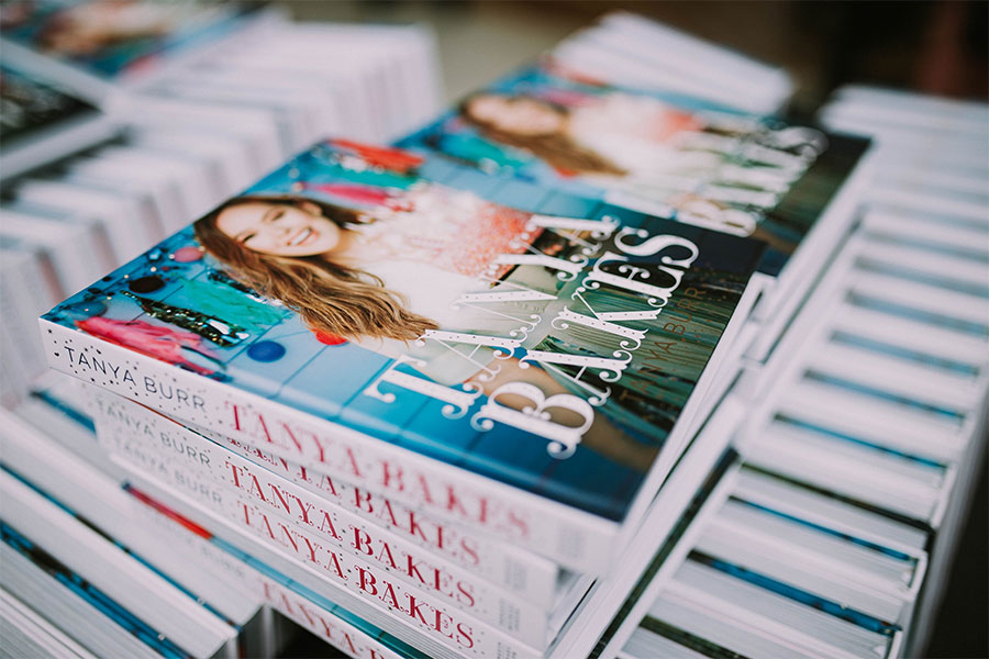 Summer Fun – Meeting Tanya Burr