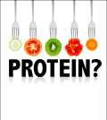 Can a vegan diet be rich in protein?