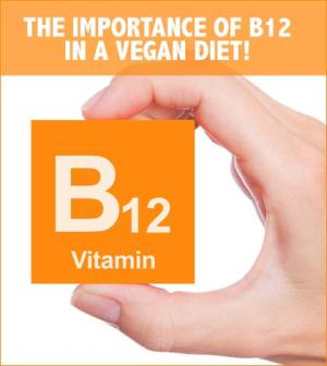 The Importance of Supplementing With B12 on a Vegan Diet