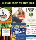20 Vegan Books You Must Read