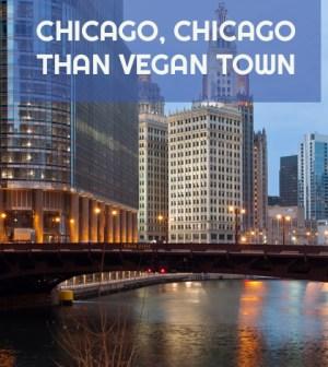 Chicago Vegan Restaurants