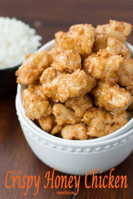 Breaded Orange Chicken Recipe