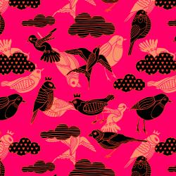 Estampa Birds - Oh, Thaís!