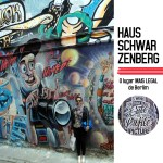 HAUS SCHWARZENBERG: O lugar MAIS LEGAL de Berlim