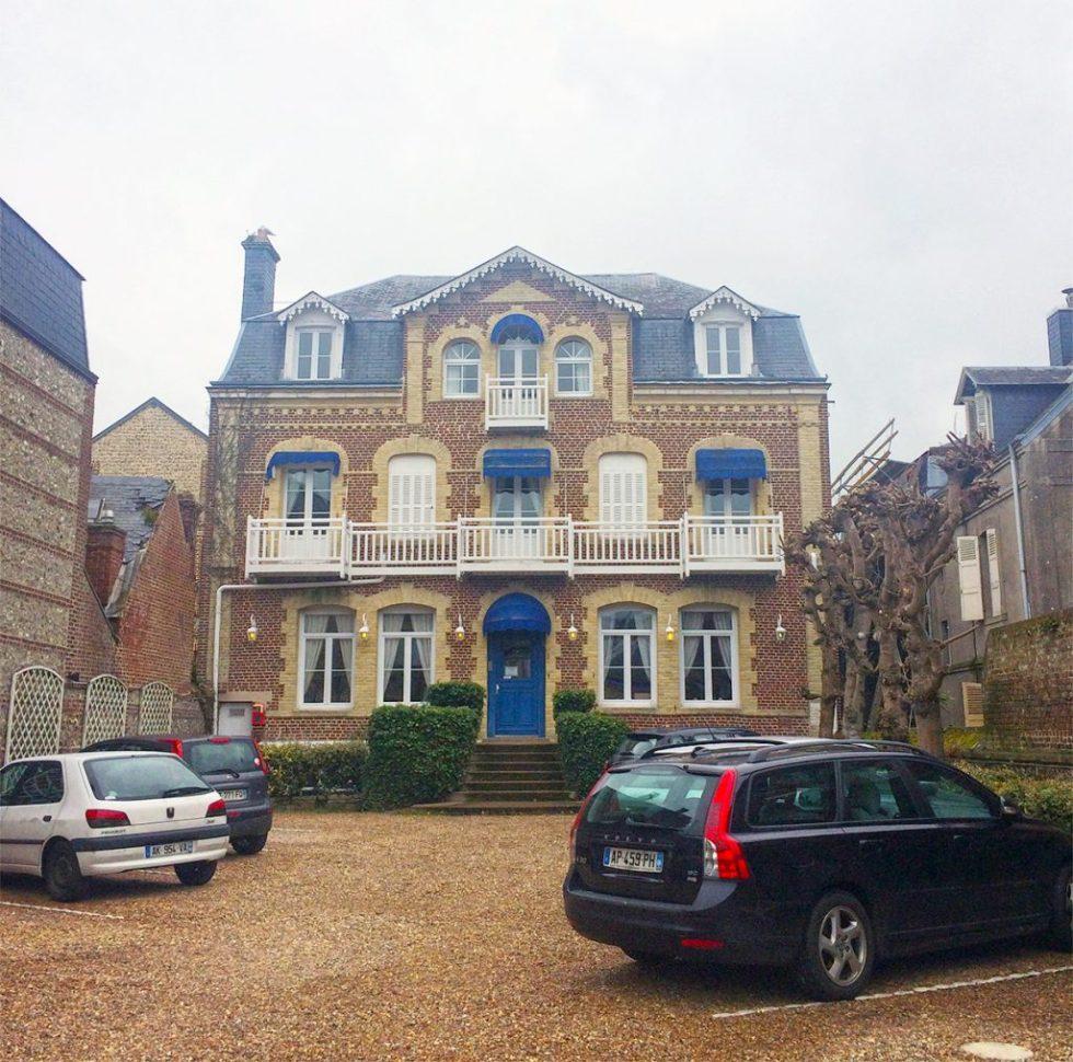 Hotel Ambassadeur na Normandia
