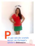 Por que não faz sentido morar em Portugal e apoiar o Bolsonaro?