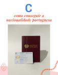 Como conseguir a nacionalidade portuguesa?