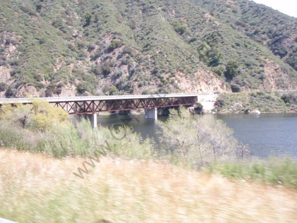 Bridge to East Fork
