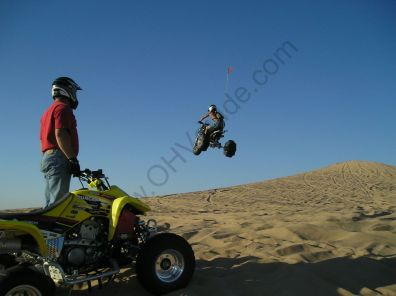 250r airing it out