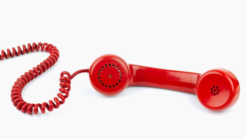 Abandoned calls