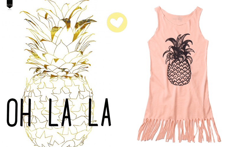 Ananas all over the place
