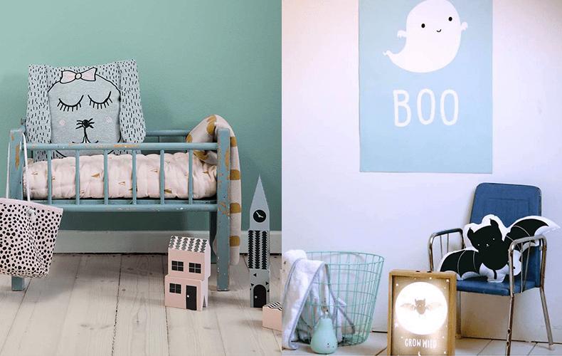 De 10 leukste kussens voor op de kinderkamer