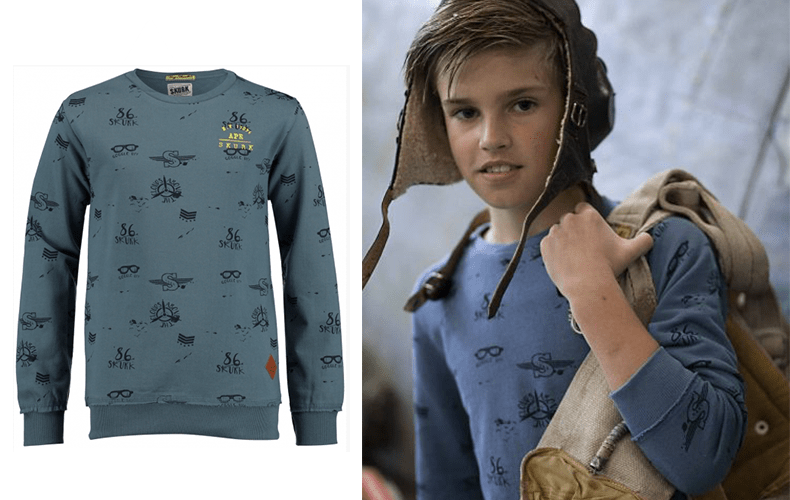 Boys only: win een Skurk sweater