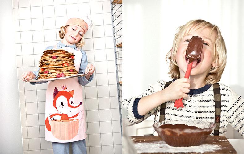 De leukste bak-accessoires voor kinderen zijn die van Lilliputiens