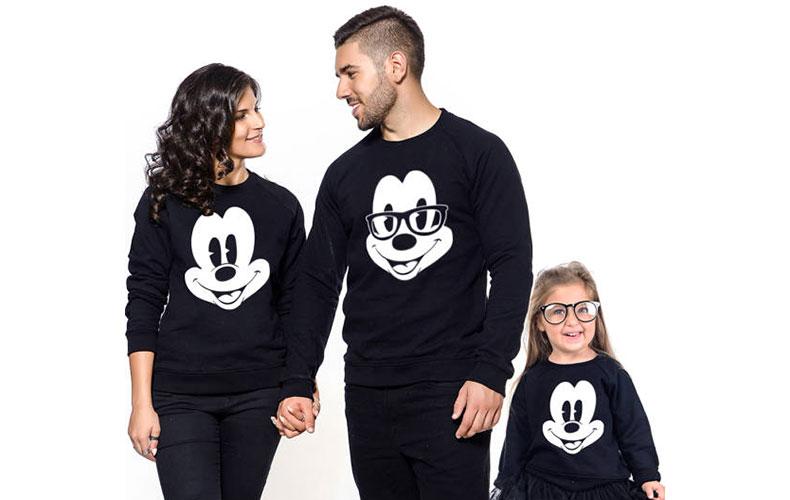 Mickey Mouse sweaters voor het hele gezin!