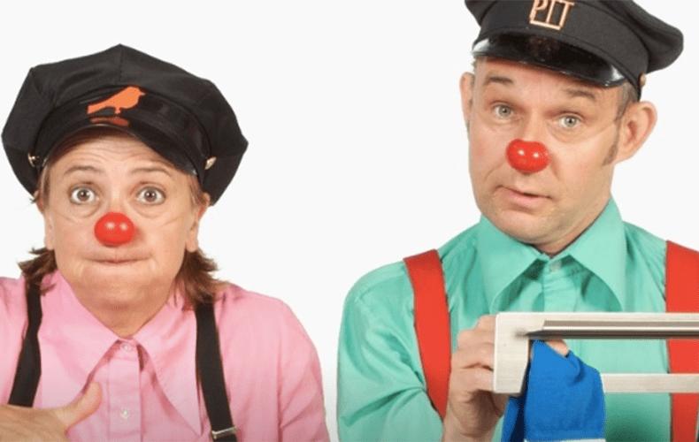 Prikkel de zintuigen: het Klein Zintuigen Orkest van de CliniClowns!
