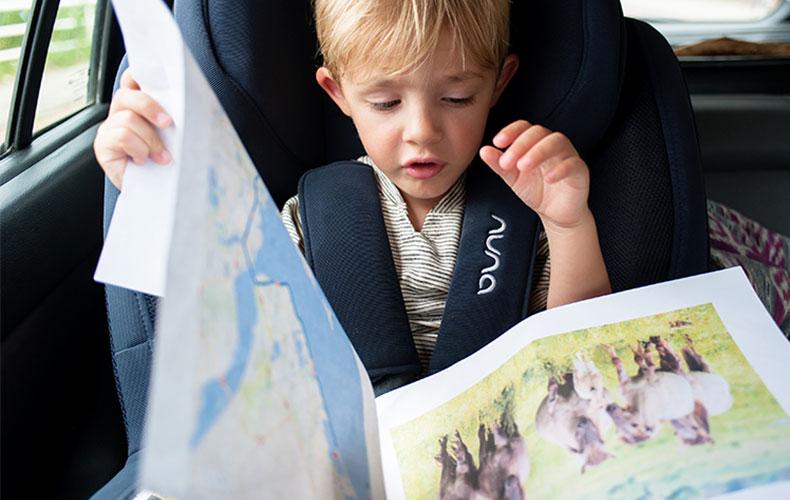 Nuna Rebl plus: de meest complete en veilige autostoel