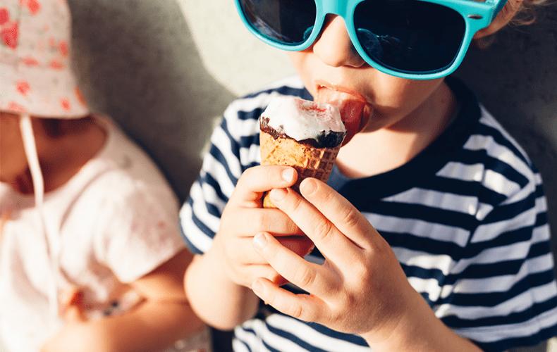 Kinderen en suiker: waar trek je de grens?