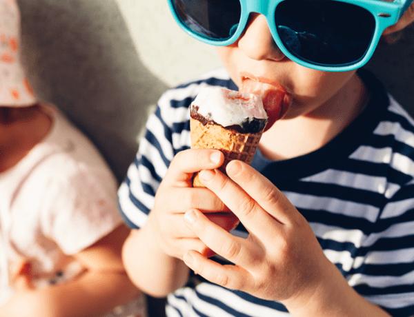 kinderen en suiker