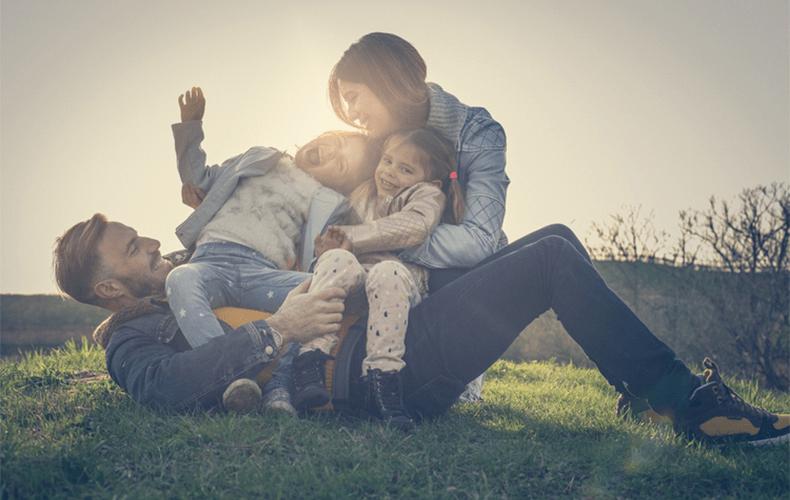 4 redenen waarom je een weekend weg met je gezin noodzakelijk is ;-)