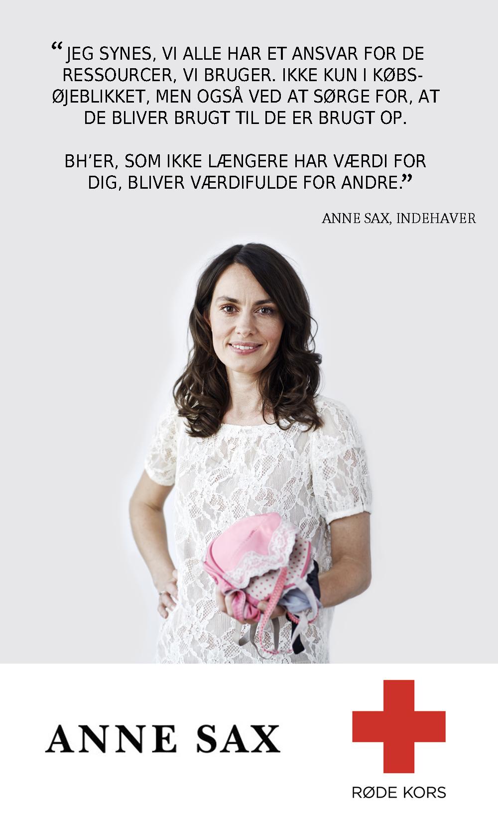 Anne Sax