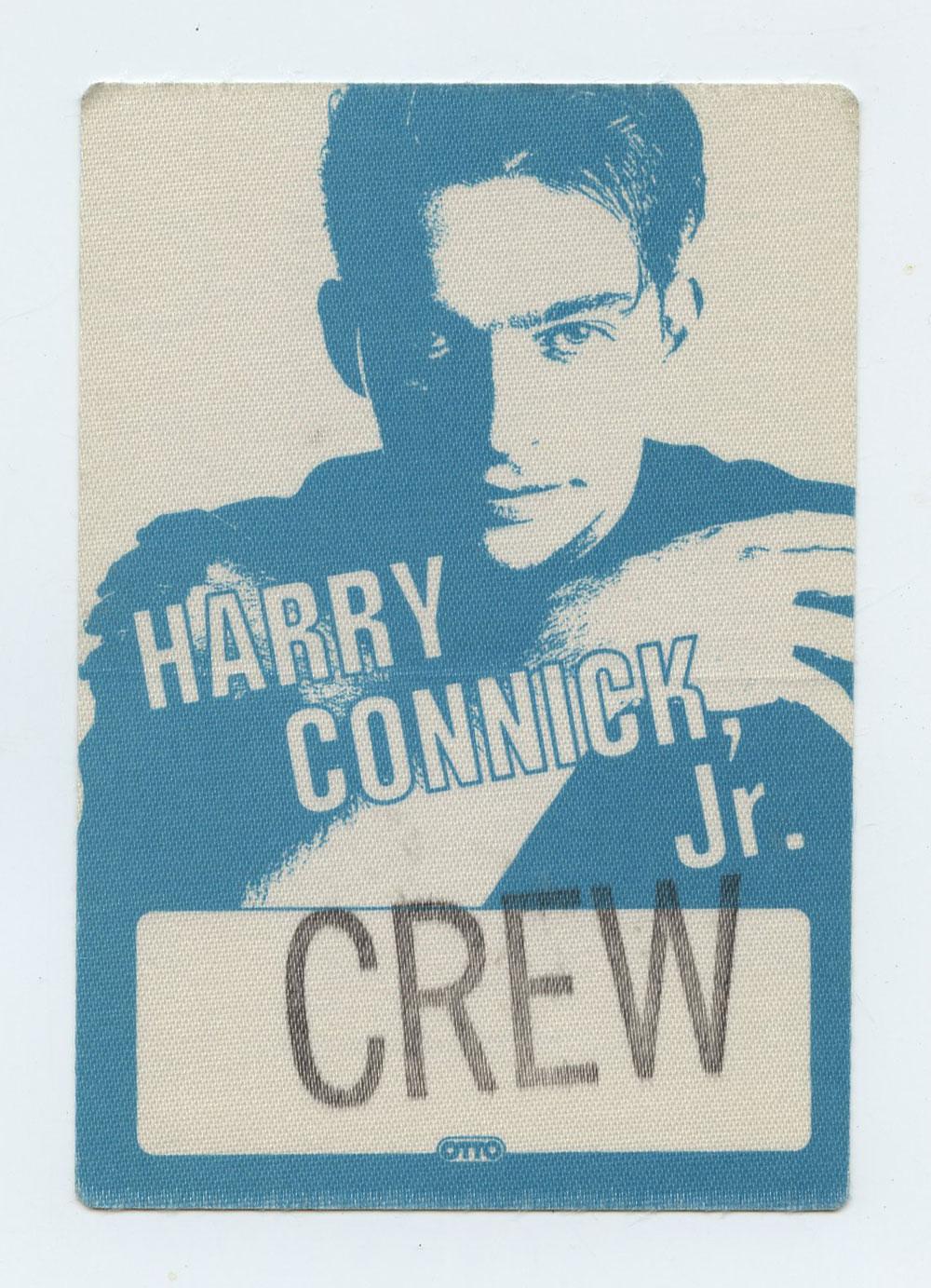 Harry Connick Jr 1994 Tour Backstage Pass