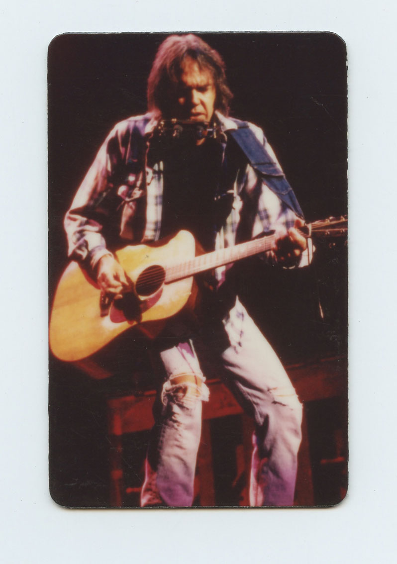 Neil Young Magnet 2000