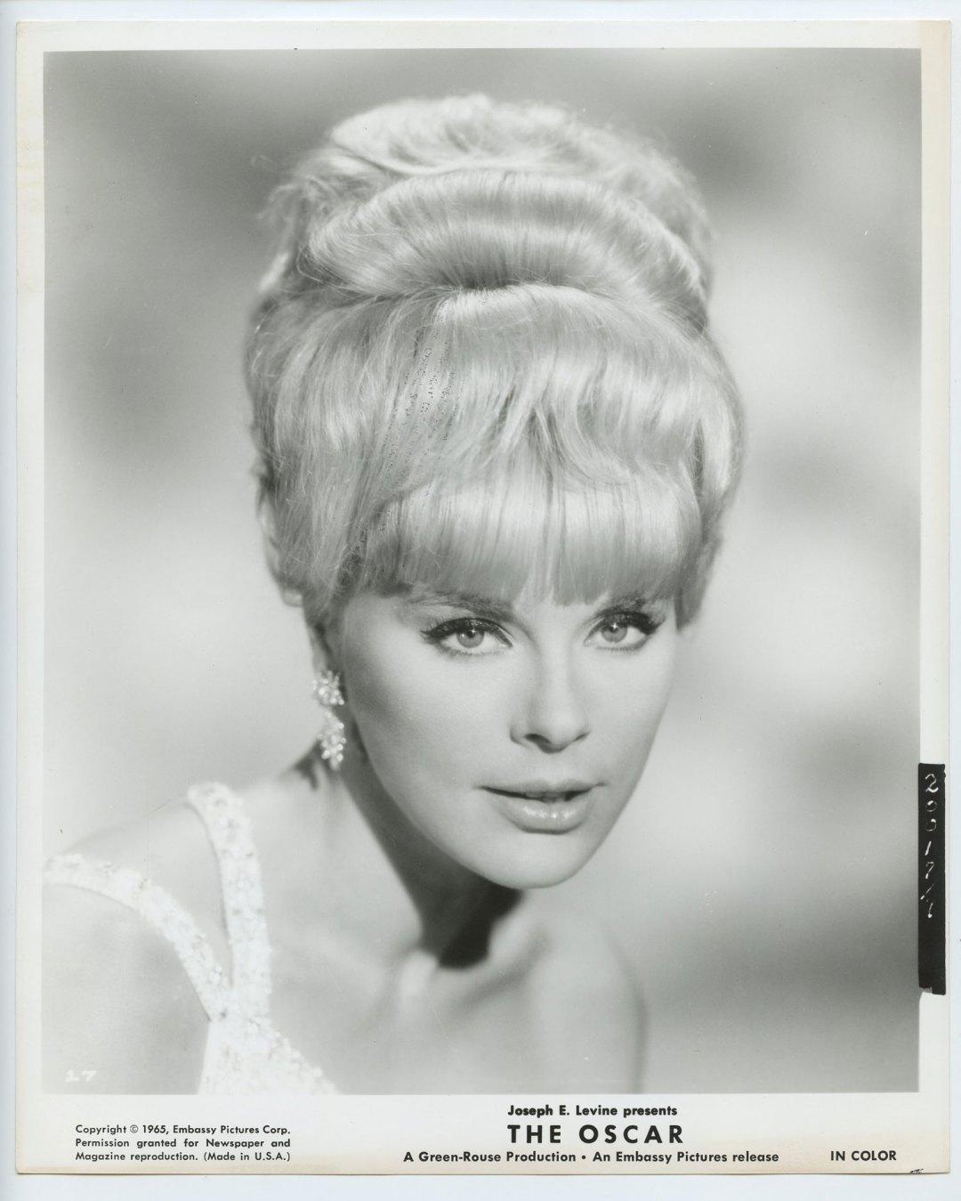 Elke Sommer 1965 The Oscar 8x10 Lobby Card